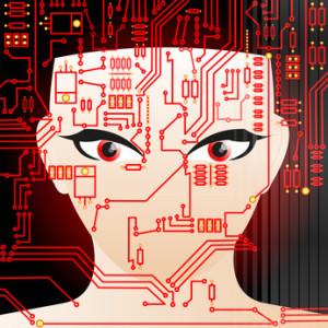 Abbildung Mensch und Elektronik