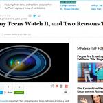 """Pornosucht als Thema in der """"Huffington Post"""""""