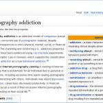 Neue Aufmerksamkeit: Wikipedia nimmt sich der Pornosucht an
